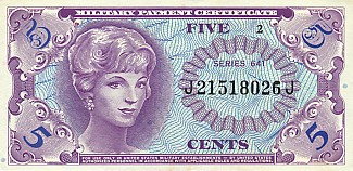 5 Cent MPC - Front