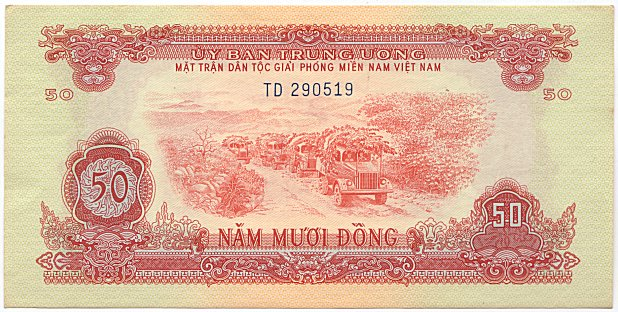 50 Dong NLF - Front
